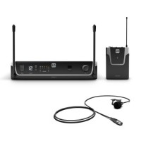 LD Systems U305 BPL Wireless Microphone System with Bodypack and Lavalier Microphone