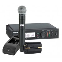 Shure ULXD24/SM58 ULXD Handheld Wireless Kit With 1 SM58 Mic